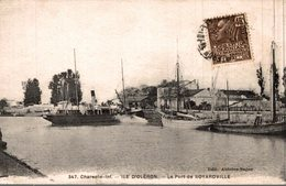 ILE D OLERON LE PORT DE BOYARDVILLE - Ile D'Oléron