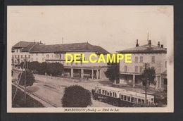 DD / 25 DOUBS / MALBUISSON / HÔTEL DU LAC / TRAMWAY OU PETIT TRAIN - Autres Communes