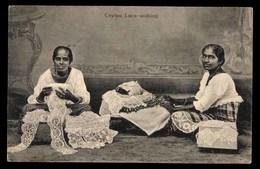 SRI LANKA, Ceylan, Colombo, Dentelles - Sri Lanka (Ceylon)