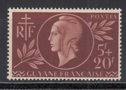 1944   Yvert Nº 179 /**/ - Nuevos
