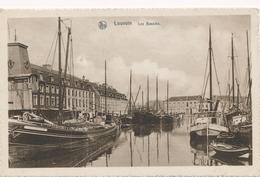 CPA - Belgique - Ieuven - Louvain - Les Bassin - Leuven