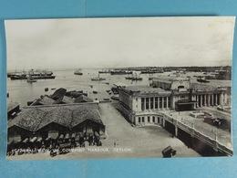General View Of Colombo Harbour, Ceylon - Sri Lanka (Ceylon)