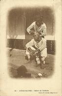 ( DIEGO SUAREZ )(  MADAGASCAR )( METIERS   )( SALON DE COIFFURE ) - Artisanat