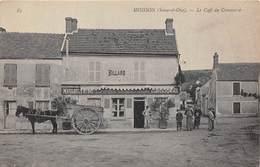 78-MOISSON- LE CAFE DU COMMERCE - Autres Communes