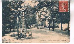 75 PARIS     JARDINS  DU LUXEMBOURG  UNE  ALLEE  PA243 - Parcs, Jardins
