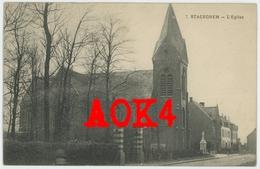 Harelbeke Stasegem Staceghem Kerk Eglise Supply Lagast - Harelbeke