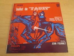 """Vinyle 45T (7"""") EP BALLET DE L'ACTE V DE FAUST DE GOUNOT Par Jean Fournet Mon Gigot Dans Le Four - Classical"""