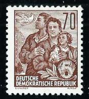Alemania Oriental Nº 193A Nuevo Cat.18€ - [6] Democratic Republic