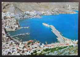 KALIMNOS / CALIMNOS - Partial View - Harbor - Greece - Vg - Greece