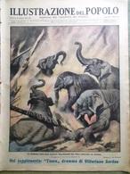 Illustrazione Del Popolo 31 Gennaio 1932 Polizia Niznij Novgorod Gorki Honolulu - Libri, Riviste, Fumetti