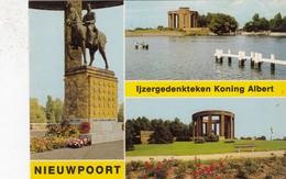 NIEUWPOORT / MONUMENT ALBERT I - Nieuwpoort