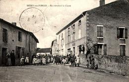 > [54] Meurthe Et Moselle   / SEXEY  AUX FORGES  /  : Ecole : Mairie DANS  / L'etat - Autres Communes
