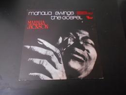 Disque 33 Tours Mahalia Jackson Volume 3 - 1974 - Jazz