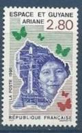 """FR YT 2948 """" Espace Et Guyane """" 1995 Neuf** - France"""