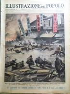 Illustrazione Del Popolo 14 Febbraio 1932 Occupazione Shangai Caccia Balena Sue - Libri, Riviste, Fumetti