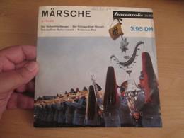 45TRS VINYL 7''/ GERMAN EP BACCAROLA 40486 / MARSCHE 2. FOLGE Marches Militaires Allemandes - World Music
