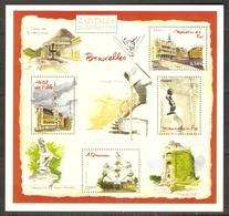 Prêt à Poster Bloc 111 Capitales Européennes Bruxelles - Prêts-à-poster:  Autres (1995-...)