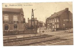 Moustier Sur Sambre Rue De La Glacerie - Jemeppe-sur-Sambre