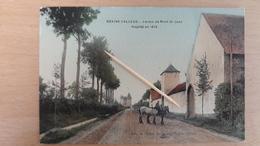BRAINE-L'ALLEUD - Ferme De Mont St Jean - Chevaux - Eigenbrakel