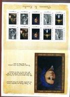 France COLLECTOR 128 Lourdes MNH SOUS FACIALE 10 X Lettre 20gr Prioritaire Permanent - France