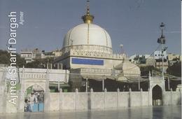 INDIA  2019  Ajmer Sharif Dargah Of Sufi Saint  Moinuddin Chishti Stamped Card  # 20676  D Inde  Indien - Islam