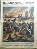 Illustrazione Del Popolo 6 Marzo 1932 Faust O'Neill Shangai Tabarin Johnson Casa - Libri, Riviste, Fumetti