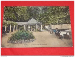 SPA  -    La Fontaine De La Sauvenière  - - Spa