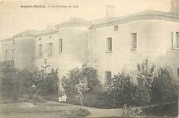 Dpts Div.-ref-AK633- Puy De Dôme - Augnat Barège - Le Chateau De Letz - Chateaux - Petit Plan Enfants - - France