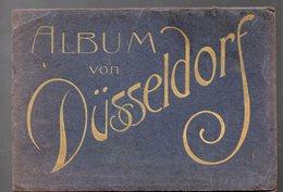 (Allemagne) Album Von Düsseldorf  (PPP11184) - Folletos Turísticos