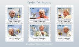 Mozambique 2009 Pope John Paul II - Mozambique