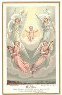 CHROMO BOUASSE N° 3775 ME VOICI Ô MON SAUVEUR IMAGE PIEUSE RELIGIEUSE HOLY CARD SANTINI HEILIG PRENTJE - Devotion Images