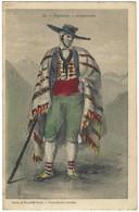 Pyrénées - Un Aragonnais - Costume - Costumes