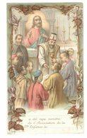 TURGIS OEUVRE DE LA SAINTE ENFANCE IMAGE PIEUSE RELIGIEUSE HOLY CARD SANTINI HEILIG PRENTJE - Images Religieuses