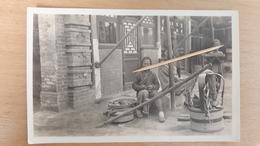 CHINE  -  Handwerker Auf Der Straße - Chine