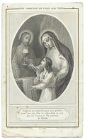 IMAGE RELIGIEUSE / UNE COMMUNION EN UNION AVEC MARIE - Images Religieuses