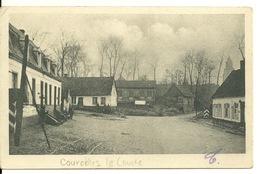 62 - COURCELLES LE COMTE / CARTE POSTALE ALLEMANDE - Andere Gemeenten