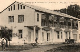 Bureau  Du  Commandant  Militaire.. .  à  Douala - Cameroun. - Cameroun