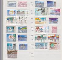 Finland Kleine Verzameling Postfrisse Zegels Jaren 1963-1975 ** - Finland