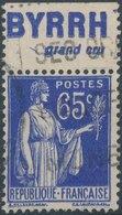 FRANCE - 1932, Mi 365, Publicitaires, Oblitéres - Advertising