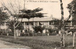 La  Poste  à  .   Douala - Cameroun. - Cameroun