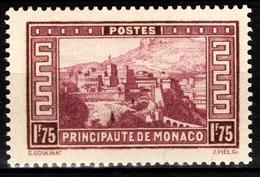 MONACO 1933 / 1937 -  Y.T. N° 128  -  NEUF** /1 - Monaco