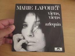 """DISQUE Marie LAFORET Vinyle 45 Tours 7"""" SP VIENS VIENS - ARLEQUIN - POLYDOR 2056 213 - Disco, Pop"""