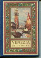 N°74880 -carnet  32 Vedute -ricordo Di Venezia -Venise- - Venezia