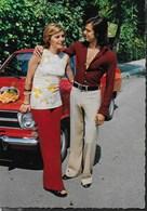 COPPIA ANNI '70 - EDIZ. CECAMI # 976 - NUOVA - Coppie
