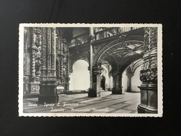 Porto. Iglesia San Francisco . Año 1961. - Porto