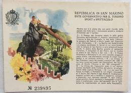 (198) Repubblica Di San Marino - Il Palazzo Del Governo - Saint-Marin