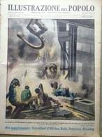 Illustrazione Del Popolo 3 Aprile 1932 Lindbergh Teatro Russo Koch Africa Roma - Libri, Riviste, Fumetti