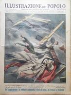 Illustrazione Del Popolo 10 Aprile 1932 Vecchia Torino Joseph Haydn Cina Sorriso - Libri, Riviste, Fumetti
