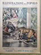 Illustrazione Del Popolo 17 Aprile 1932 Mille Miglia Statue Filibustieri Stelle - Libri, Riviste, Fumetti