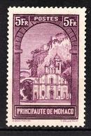 MONACO 1933 / 1937 -  Y.T. N° 132  -  NEUF** /1 - Monaco